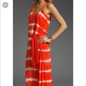 Young Fabulous & Broke Maxi Dress EUC